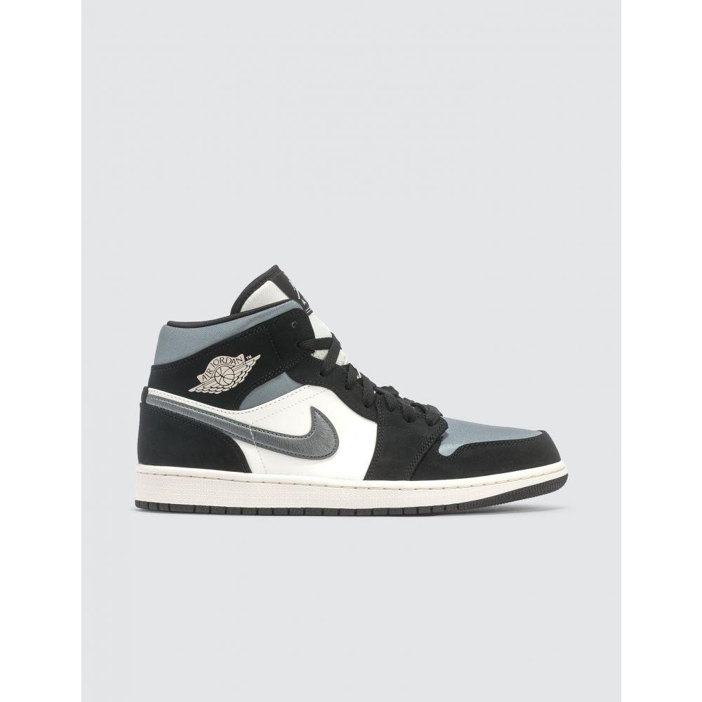 ナイキ ジョーダン Jordan Brand メンズ スニーカー シューズ・靴【Nike Air Jordan 1 Mid SE】Black/Smoke Grey