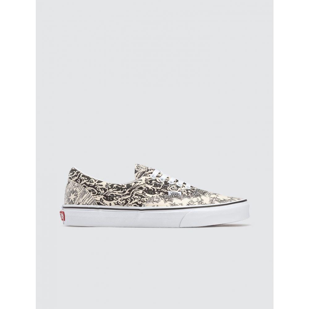 ヴァンズ Vans メンズ スニーカー シューズ・靴【Era】Black/True White