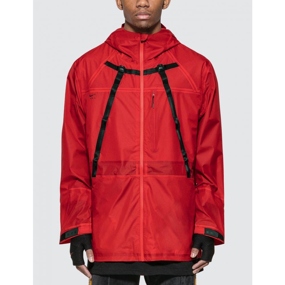 ナイキ Nike メンズ ジャケット アウター【x MMW SE Jacket】University Red