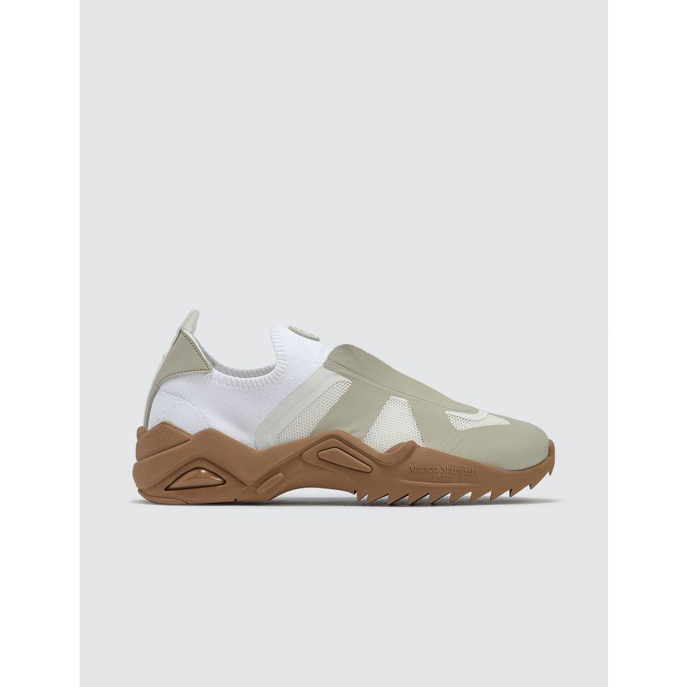 メゾン マルジェラ Maison Margiela メンズ スニーカー シューズ・靴【New Replica Sneakers】White/Stone/Sand