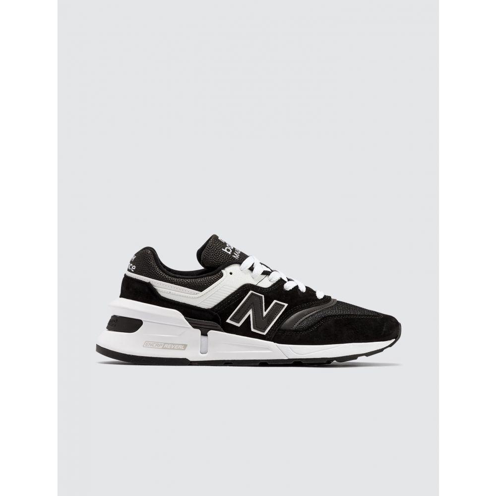 ニューバランス New Balance メンズ スニーカー シューズ・靴【M997SBW】Black