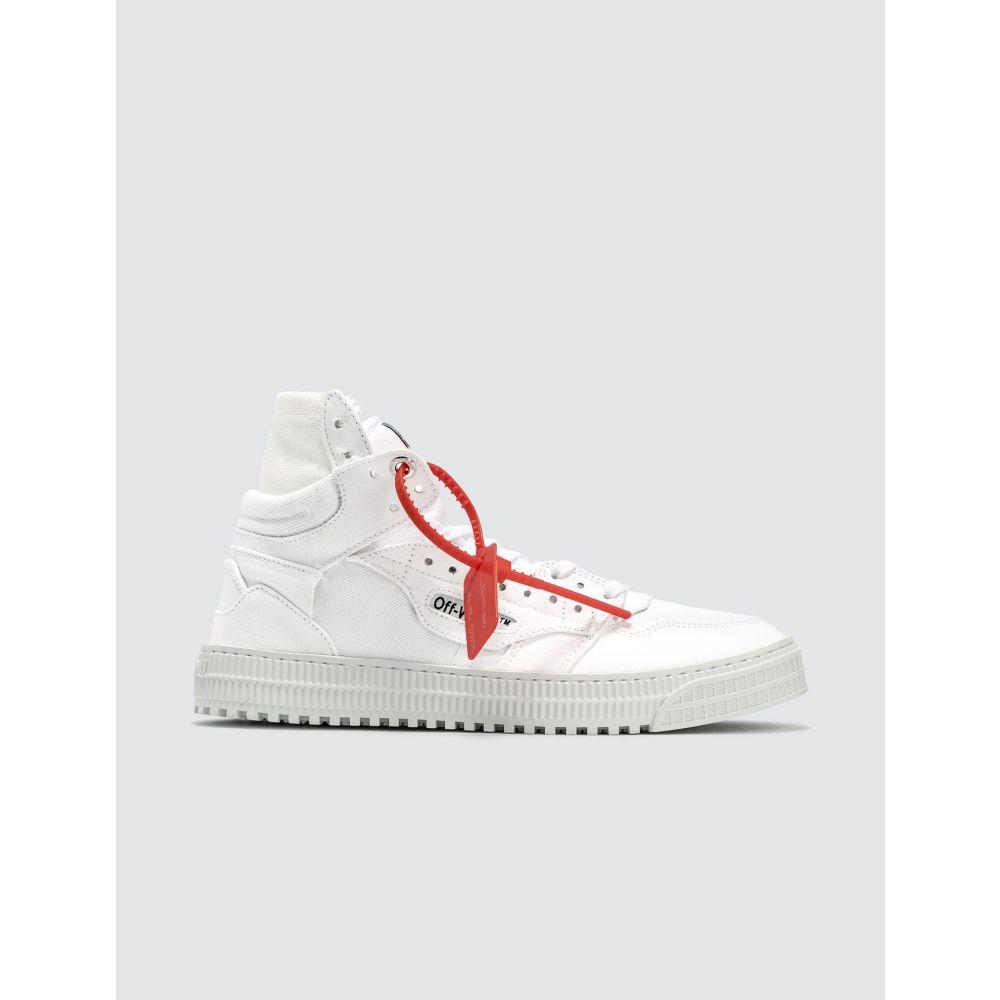 オフホワイト Off-White メンズ スニーカー シューズ・靴【Canvas