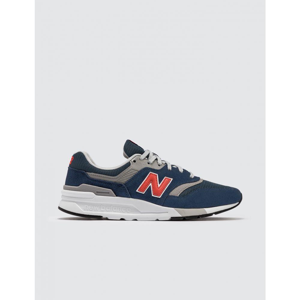 ニューバランス New Balance メンズ スニーカー シューズ・靴【997】Blue