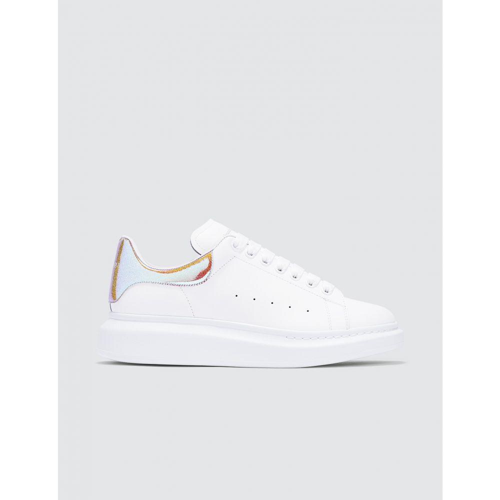 アレキサンダー マックイーン Alexander McQueen メンズ スニーカー シューズ・靴【Oversized Sneaker】White