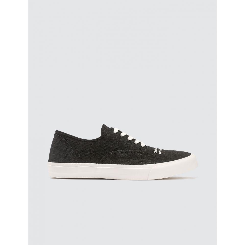 アンダーカバー Undercover メンズ スニーカー シューズ・靴【Sneakers】Black