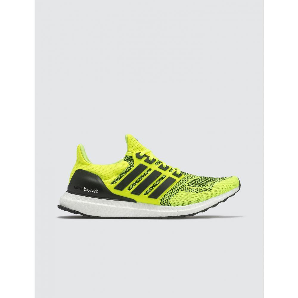 アディダス Adidas Originals メンズ スニーカー シューズ・靴【Ultra Boost 1.0】Solar Yellow
