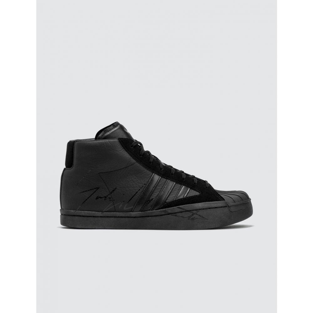 ワイスリー Y-3 メンズ スニーカー シューズ・靴【Yohji Pro】Black