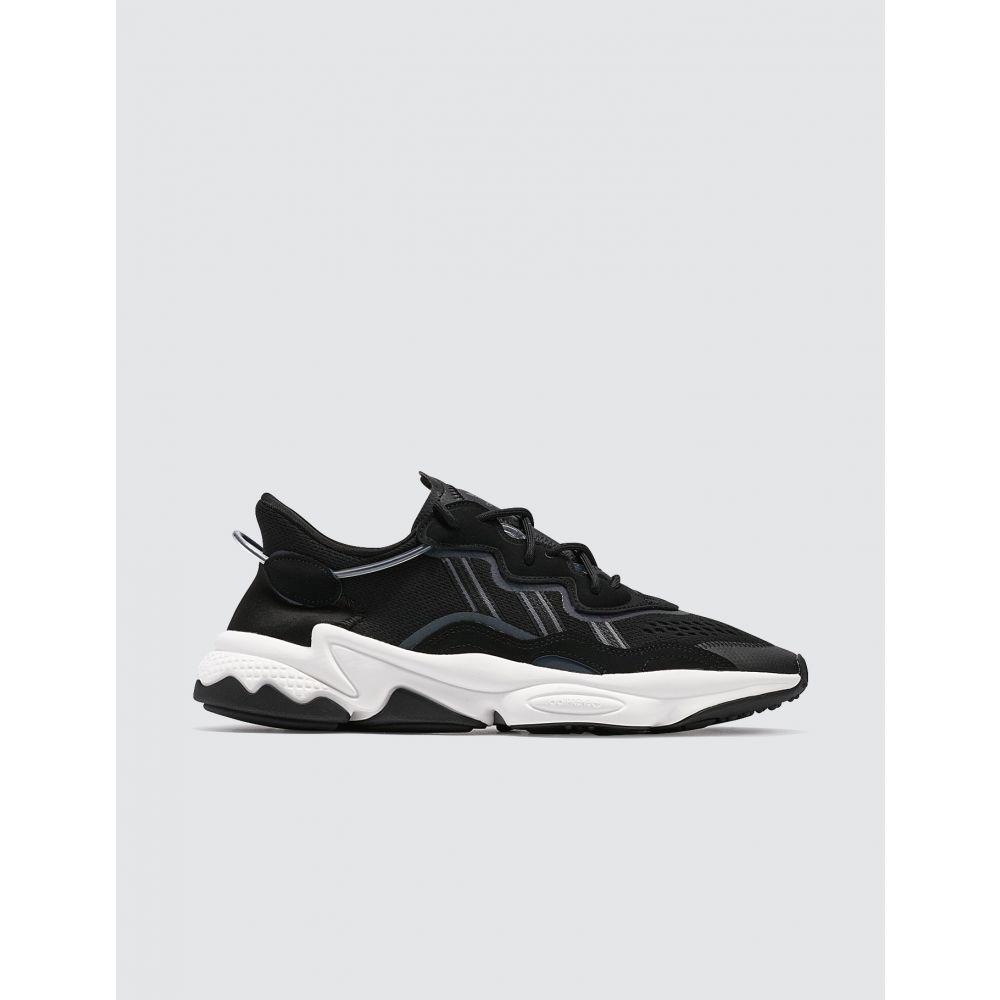 アディダス Adidas Originals メンズ スニーカー シューズ・靴【Ozweego】Black/Grey Six/Crystal White