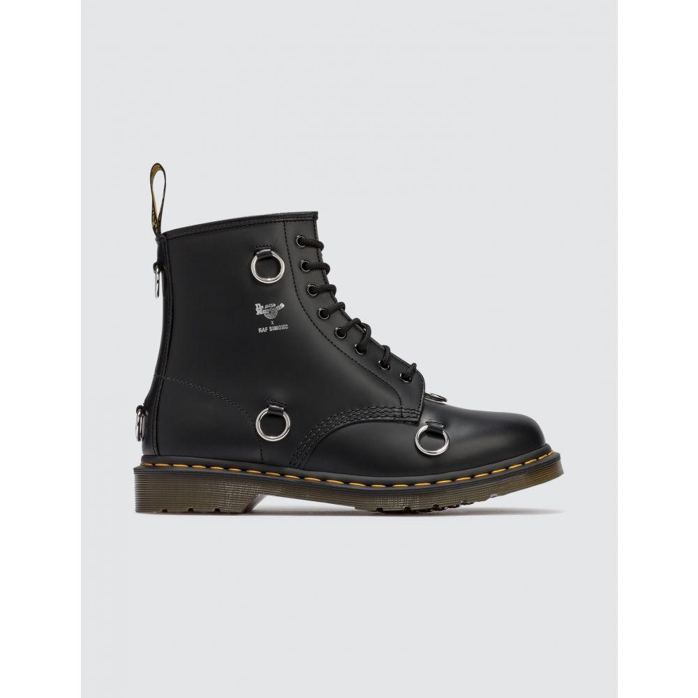 ドクターマーチン Dr. Martens メンズ ブーツ シューズ・靴【X Raf Simons 1460 Boots】Black