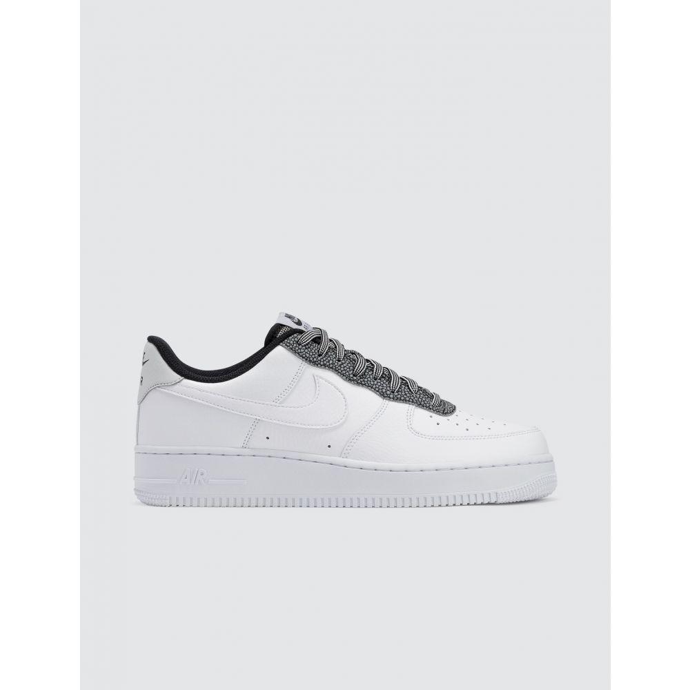 ナイキ Nike メンズ スニーカー エアフォースワン シューズ・靴【Air Force 1 '07 LV8 4】White/White-cool/Grey-pure Platinum