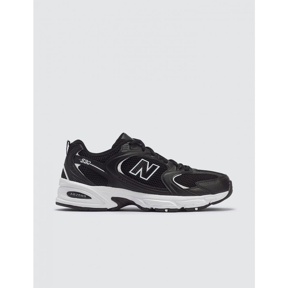 ニューバランス New Balance メンズ スニーカー シューズ・靴【MR530SD】Black