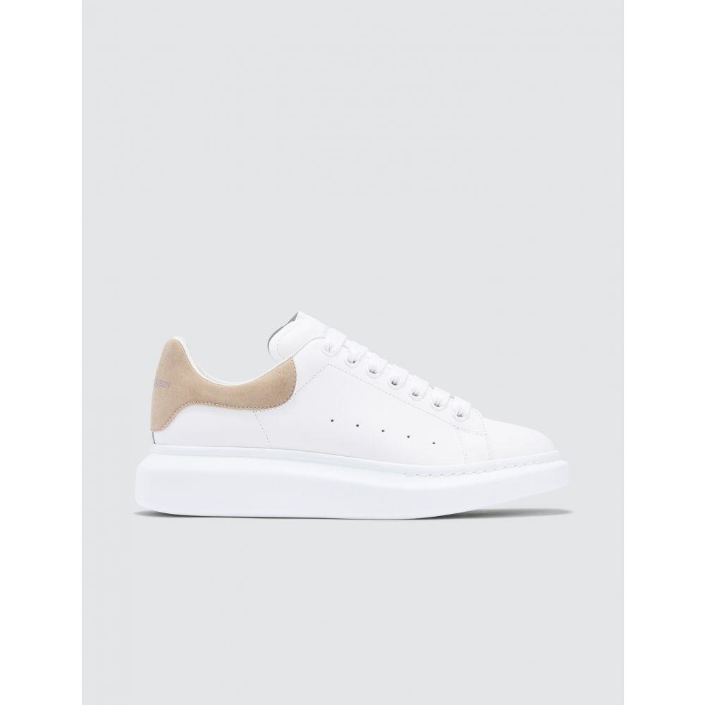 アレキサンダー マックイーン Alexander McQueen メンズ スニーカー シューズ・靴【Oversized Sneaker】White/Oyster