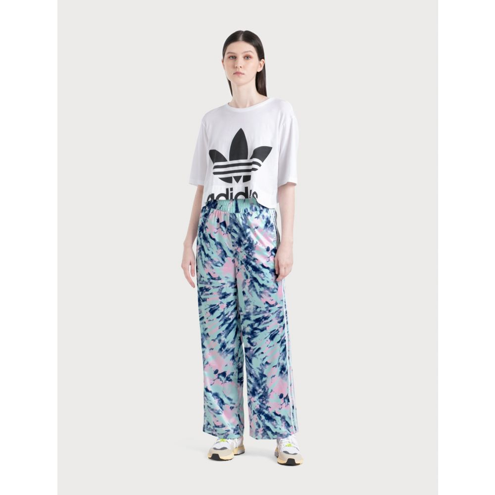 アディダス Adidas Originals レディース ボトムス・パンツ 【Satin Pants】Multicolor/Vapblu/Trupnk