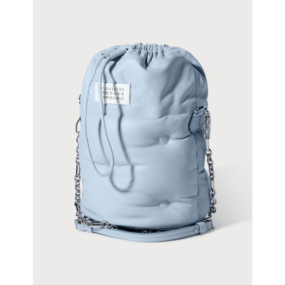 メゾン マルジェラ Maison Margiela レディース ショルダーバッグ バケットバッグ バッグ【Glam Slam Mini Bucket Bag】Sky Blue