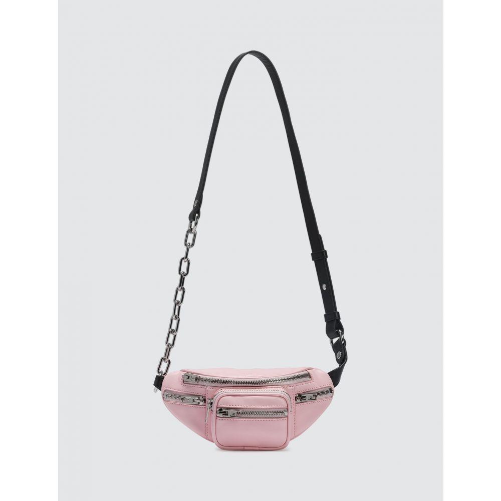 アレキサンダー ワン Alexander Wang レディース ボディバッグ・ウエストポーチ バッグ【Attica Soft Mini Fanny Cross Body Bag】Pink