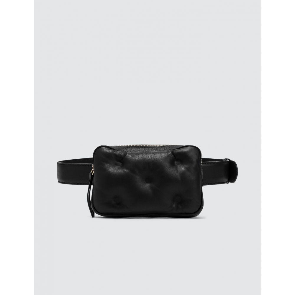 メゾン マルジェラ Maison Margiela レディース ボディバッグ・ウエストポーチ バッグ【Glam Slam Belt Bag】Black