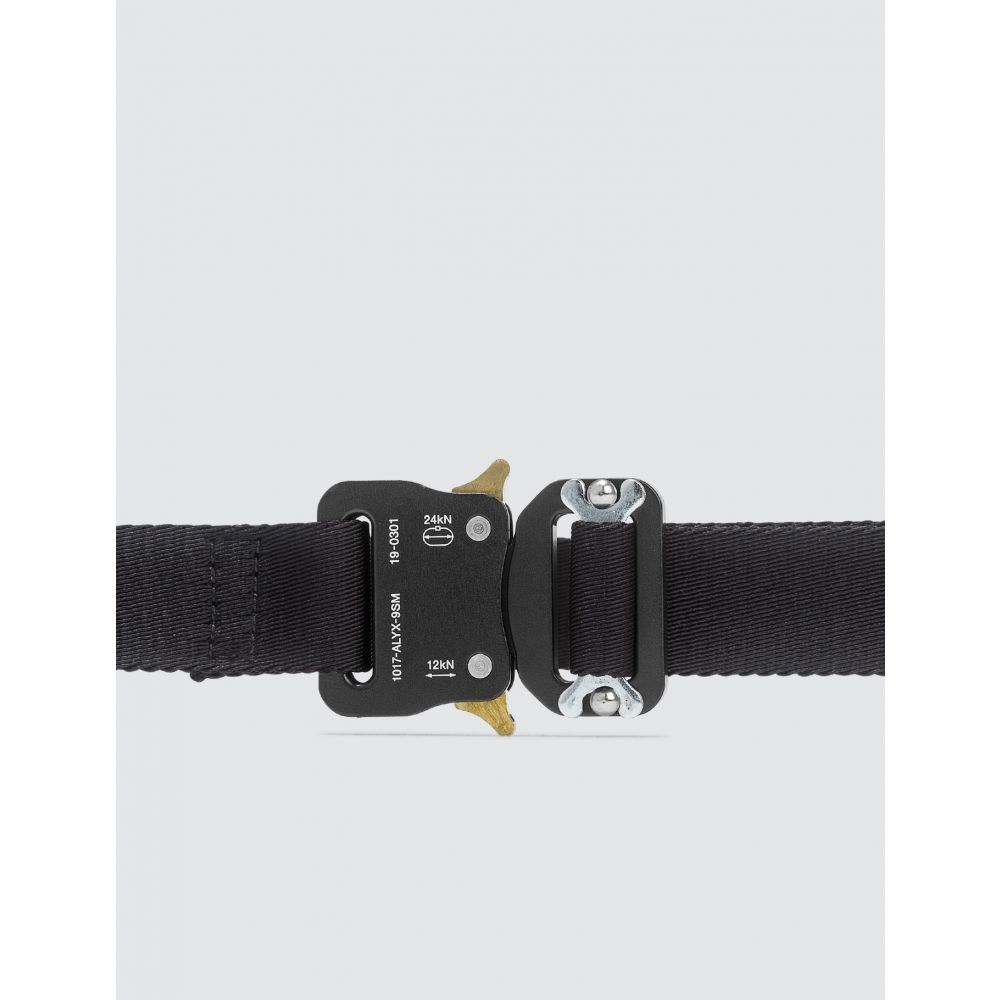 アリクス 1017 ALYX 9SM レディース ベルト 【Medium Rollercoaster Belt】Black