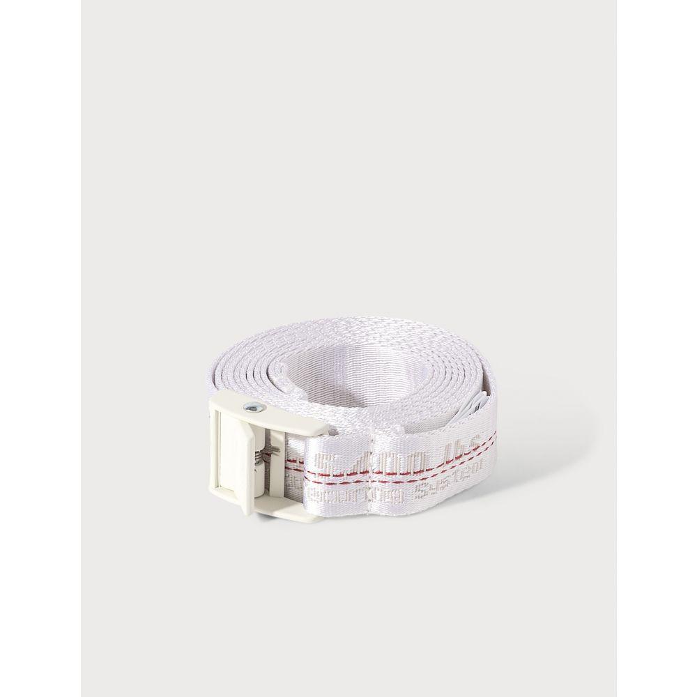 オフホワイト Off-White レディース ベルト 【Mini Industrial Belt】White