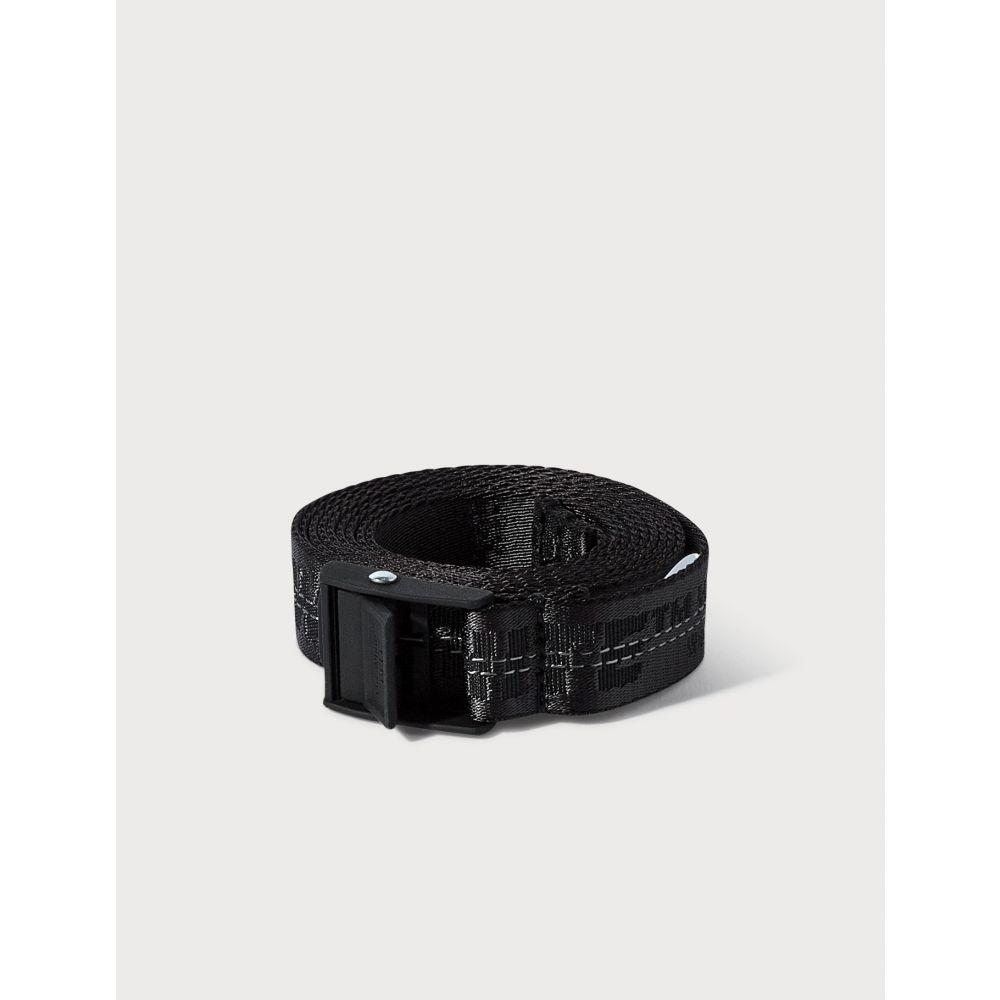 オフホワイト Off-White レディース ベルト 【Mini Industrial Belt】Black