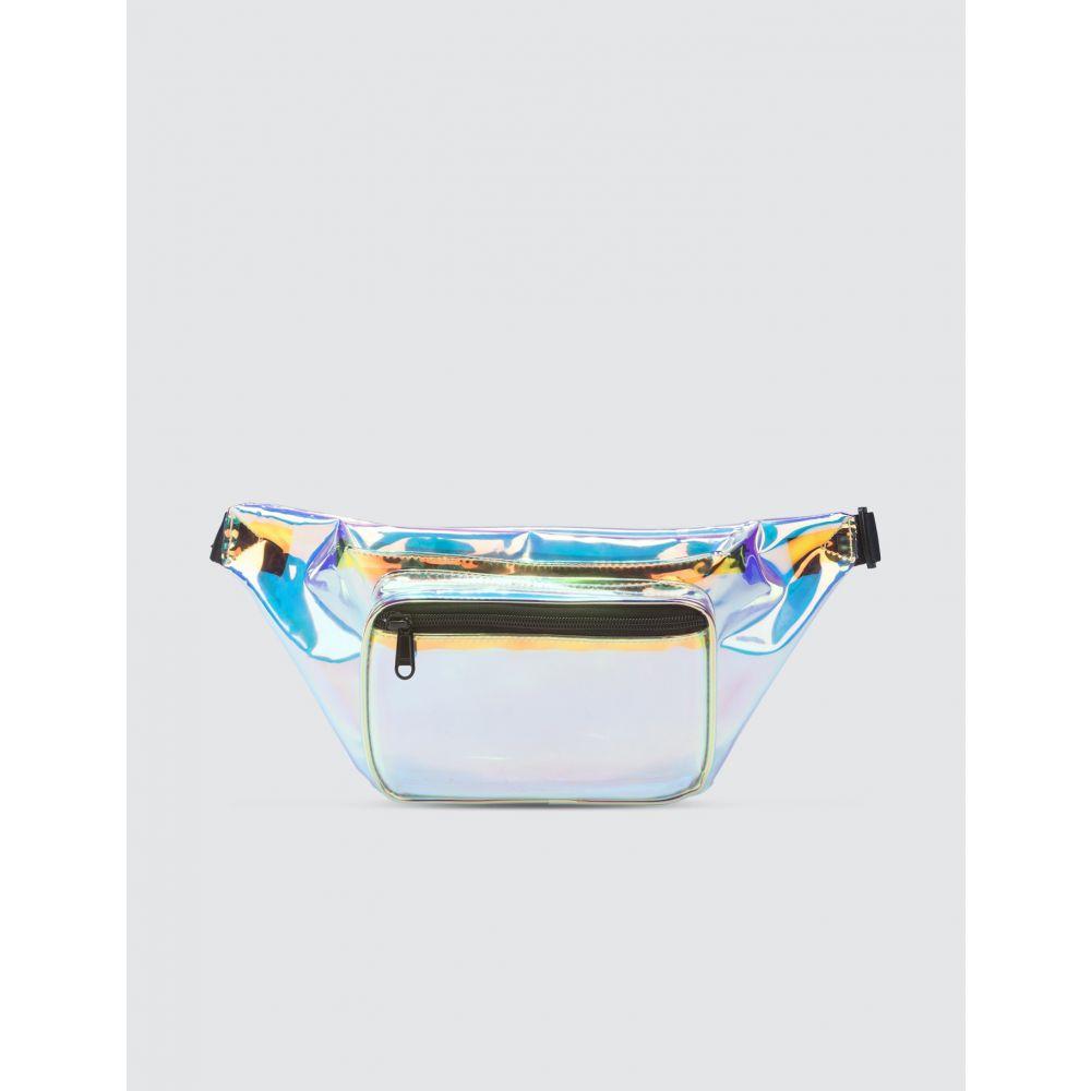 エックスガール X-Girl レディース ボディバッグ・ウエストポーチ バッグ【Aurora Waist Bag】Aurora/Transparent