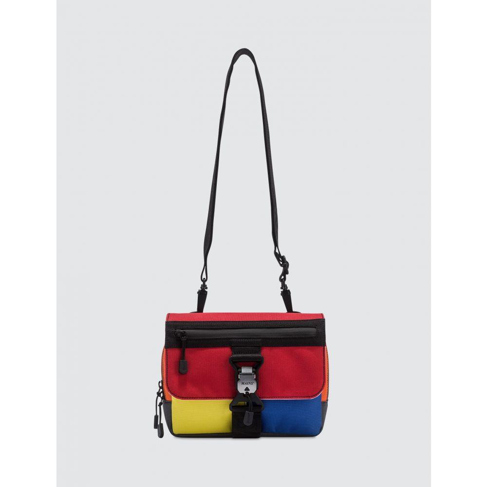 メインズ Mains メンズ ショルダーバッグ バッグ【Essential Bag】Multicolor