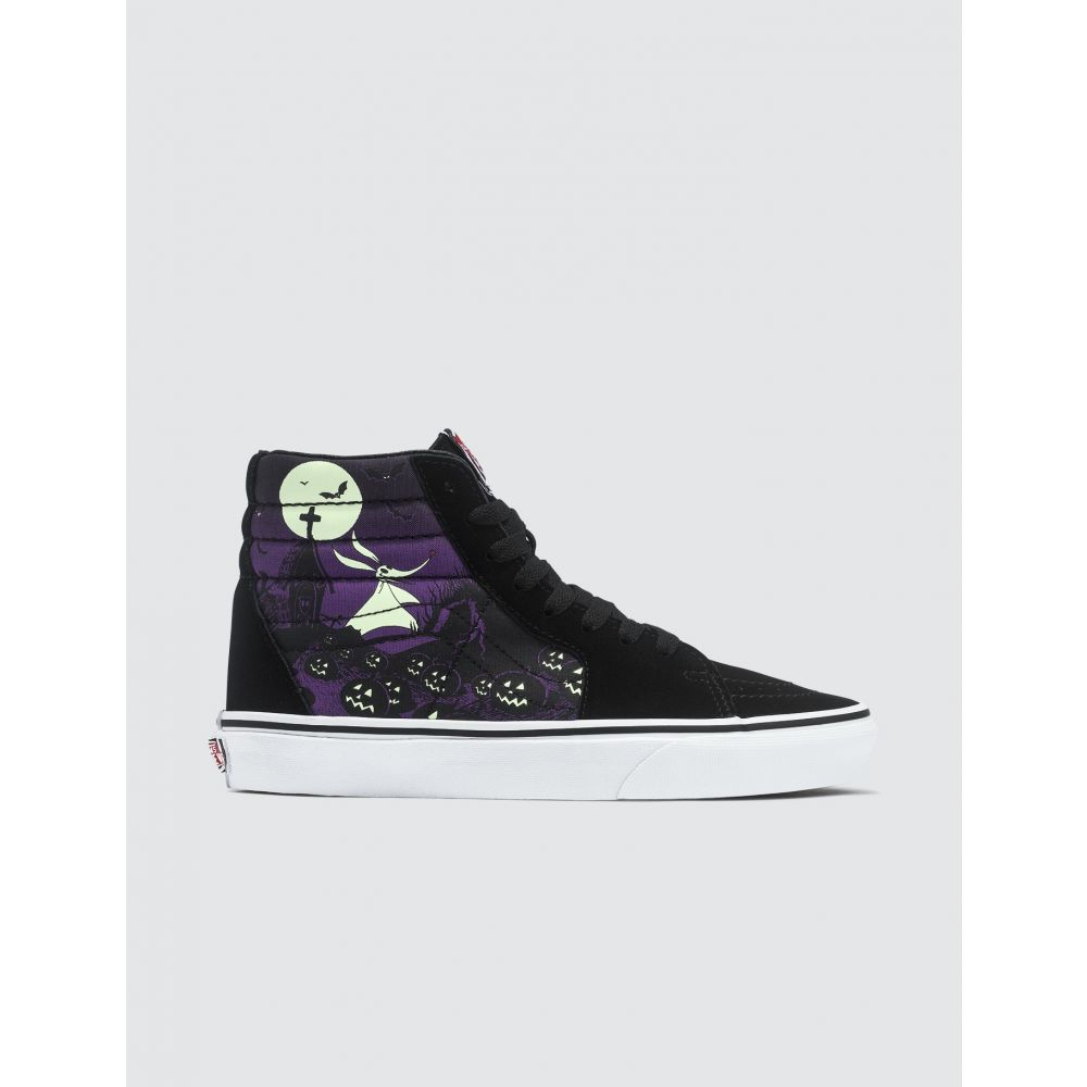 ヴァンズ Vans レディース スニーカー シューズ・靴【x Disney The Nightmare Before Christmas Sk8-hi】Jacks Lament/Nightmare