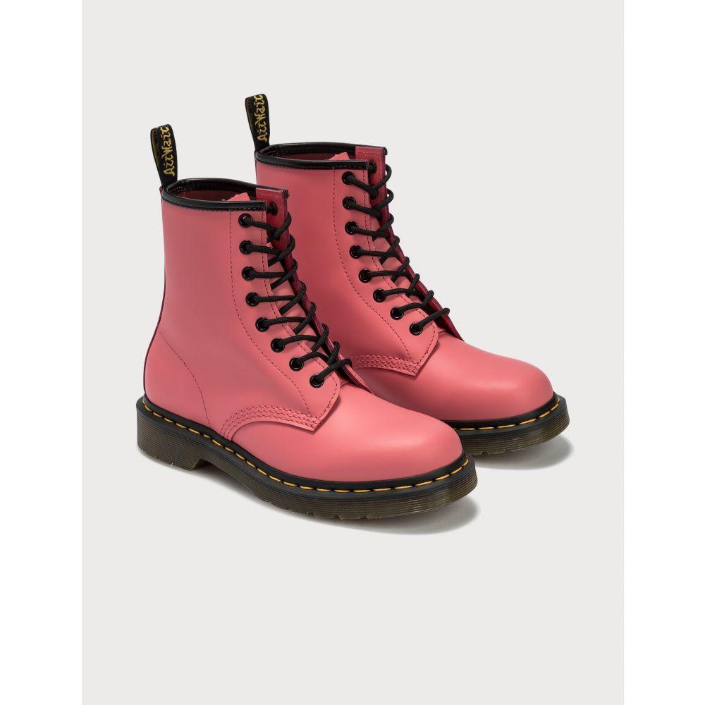 ドクターマーチン Dr. Martens レディース ブーツ シューズ・靴【1460 Smooth Leather Boots】Acid Pink