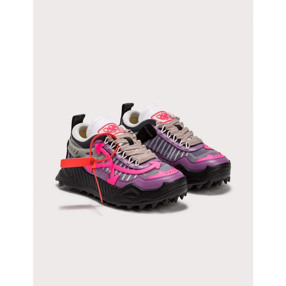 オフホワイト Off-White レディース スニーカー シューズ・靴【ODSY-1000 Sneaker】Violet Fuchsia