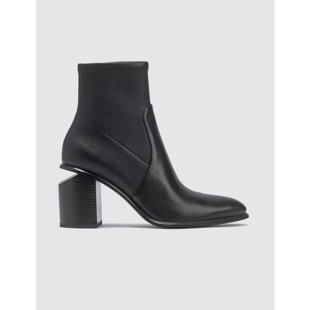 アレキサンダー ワン Alexander Wang レディース ブーツ シューズ・靴【Anna Leather Boots】Black