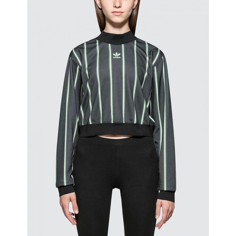 アディダス Adidas Originals レディース ニット・セーター トップス【Sweater】Black