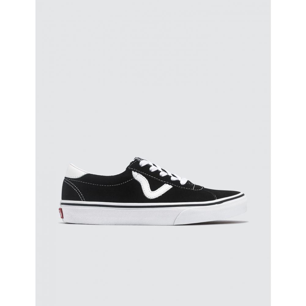 ヴァンズ Vans レディース スニーカー シューズ・靴【Sport】Black