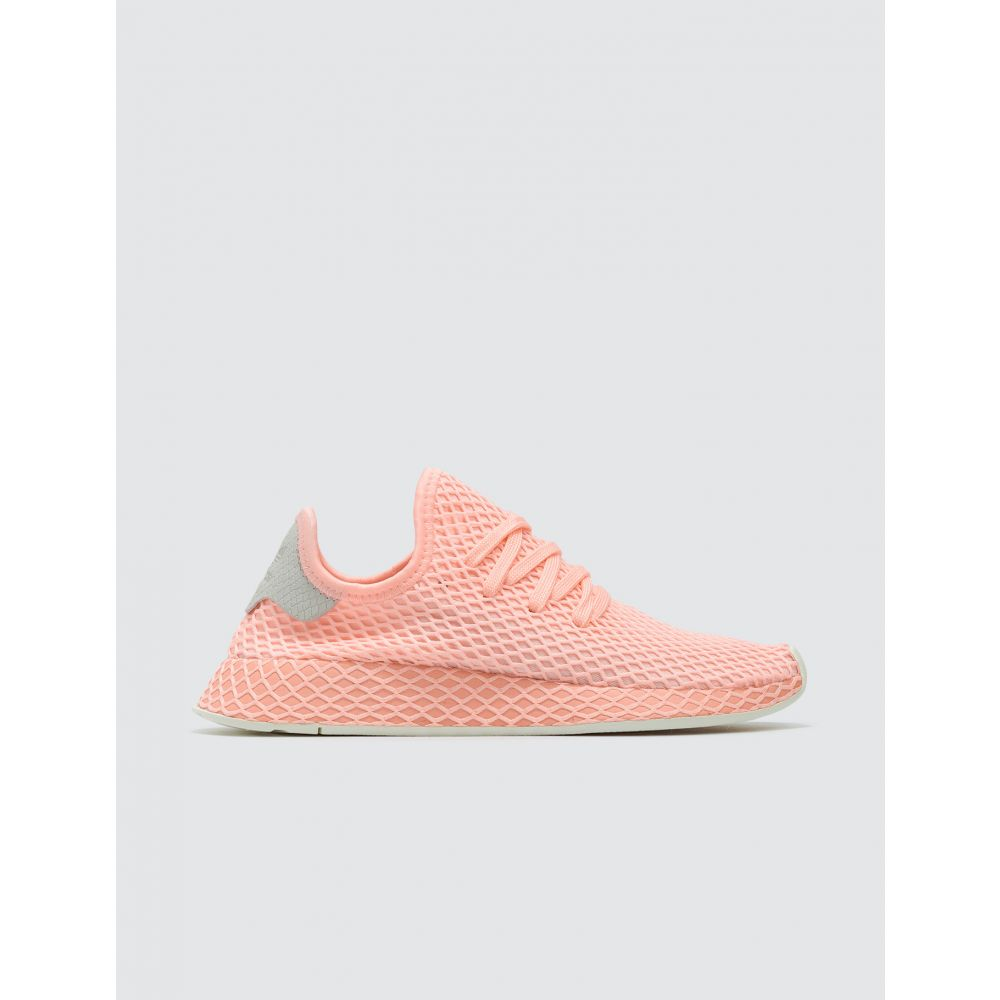 アディダス Adidas Originals レディース スニーカー シューズ・靴【Deerupt W】Pink