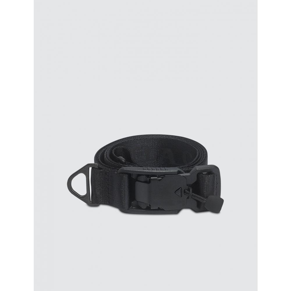 フラグスタフ Flagstuff メンズ ベルト 【Multi Belt】Black