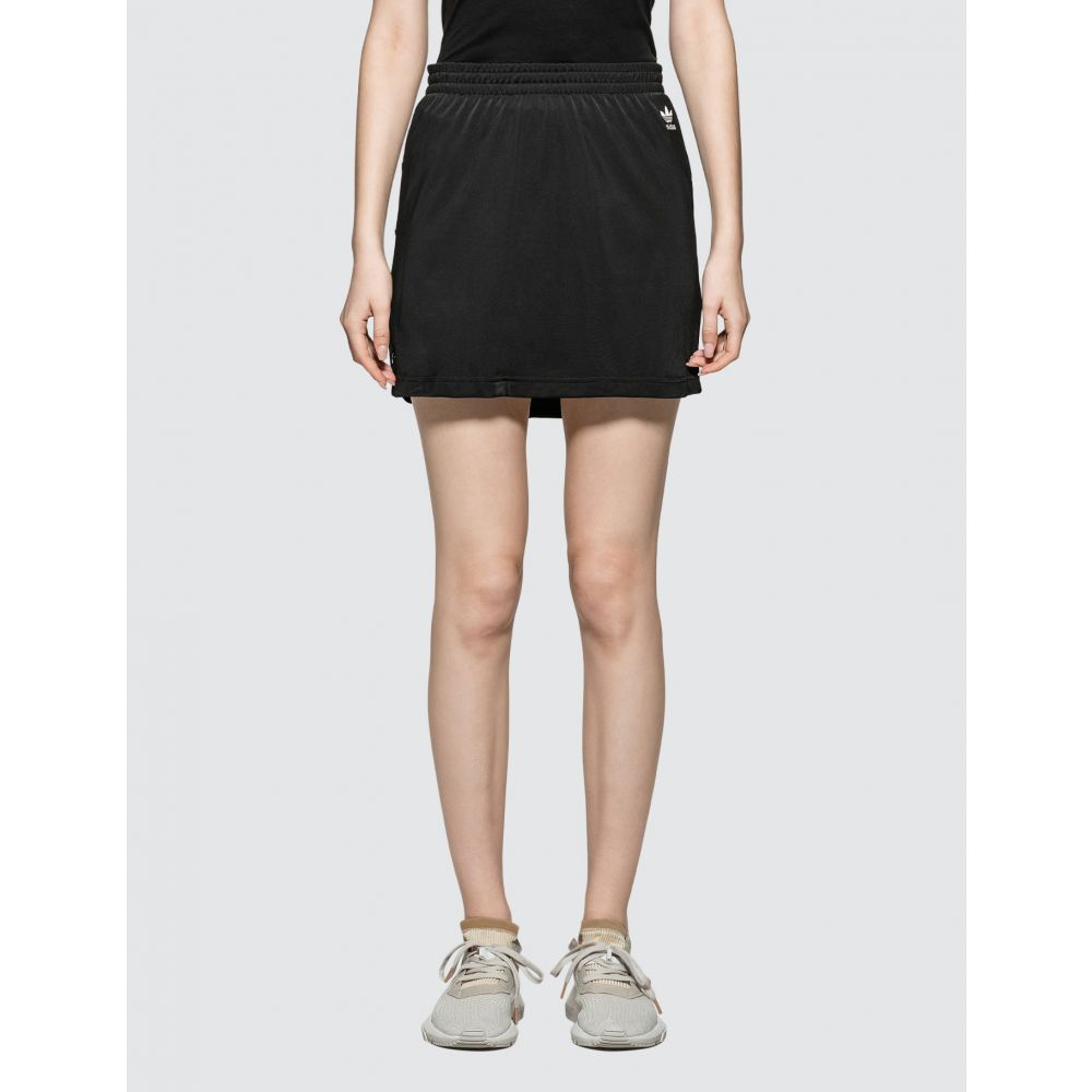 アディダス Adidas Originals レディース スカート 【Styling Complements Skirt】Black