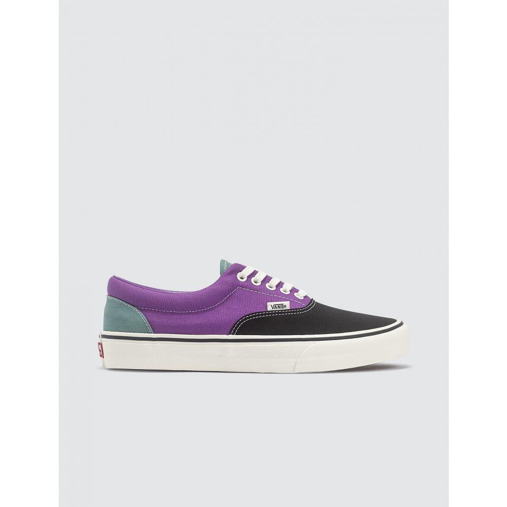 ヴァンズ Vans メンズ スニーカー シューズ・靴【Era SF】Purple/Black/Lake Blue