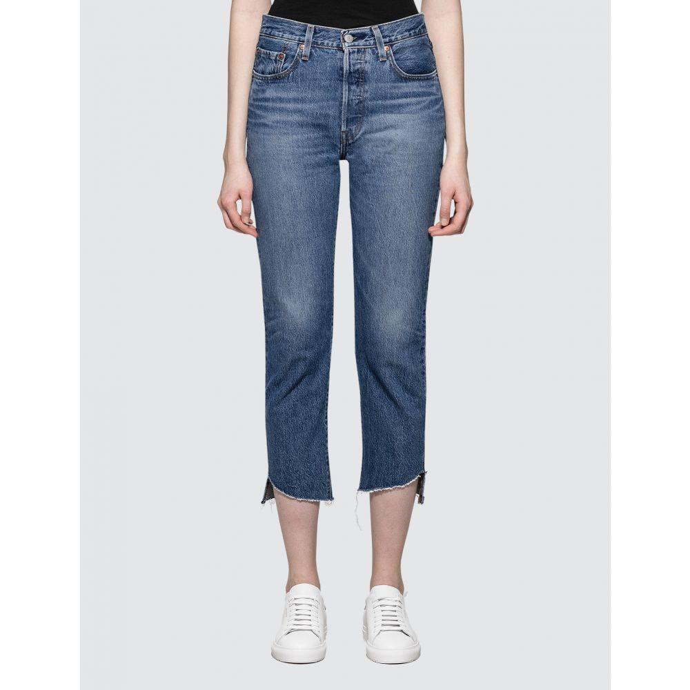 リーバイス Levi's レディース ジーンズ・デニム ボトムス・パンツ【501 Crop Jeans】Call Me Crazy