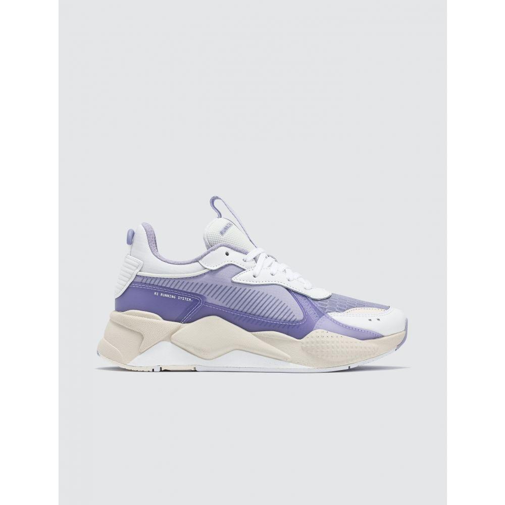 プーマ Puma レディース スニーカー シューズ・靴【RS-X Tech】Lavender