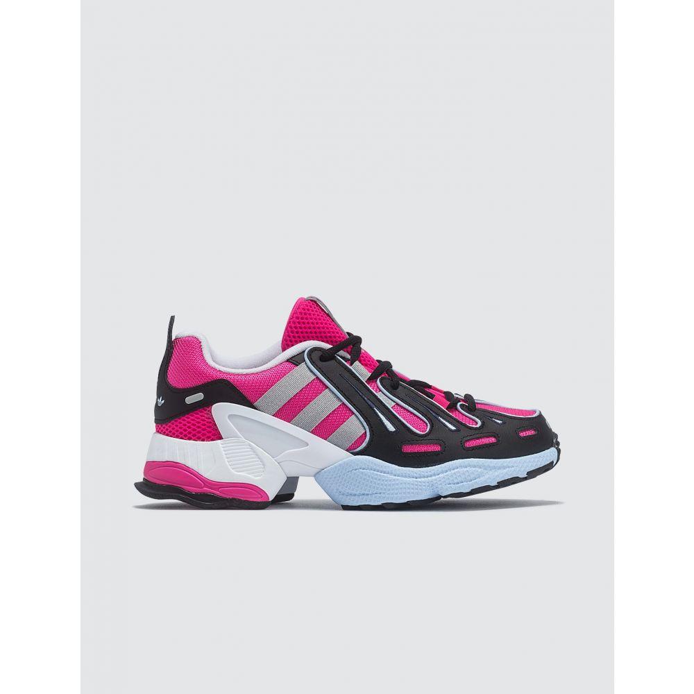 アディダス Adidas Originals レディース スニーカー シューズ・靴【EQT Gazelle】Pink/Black