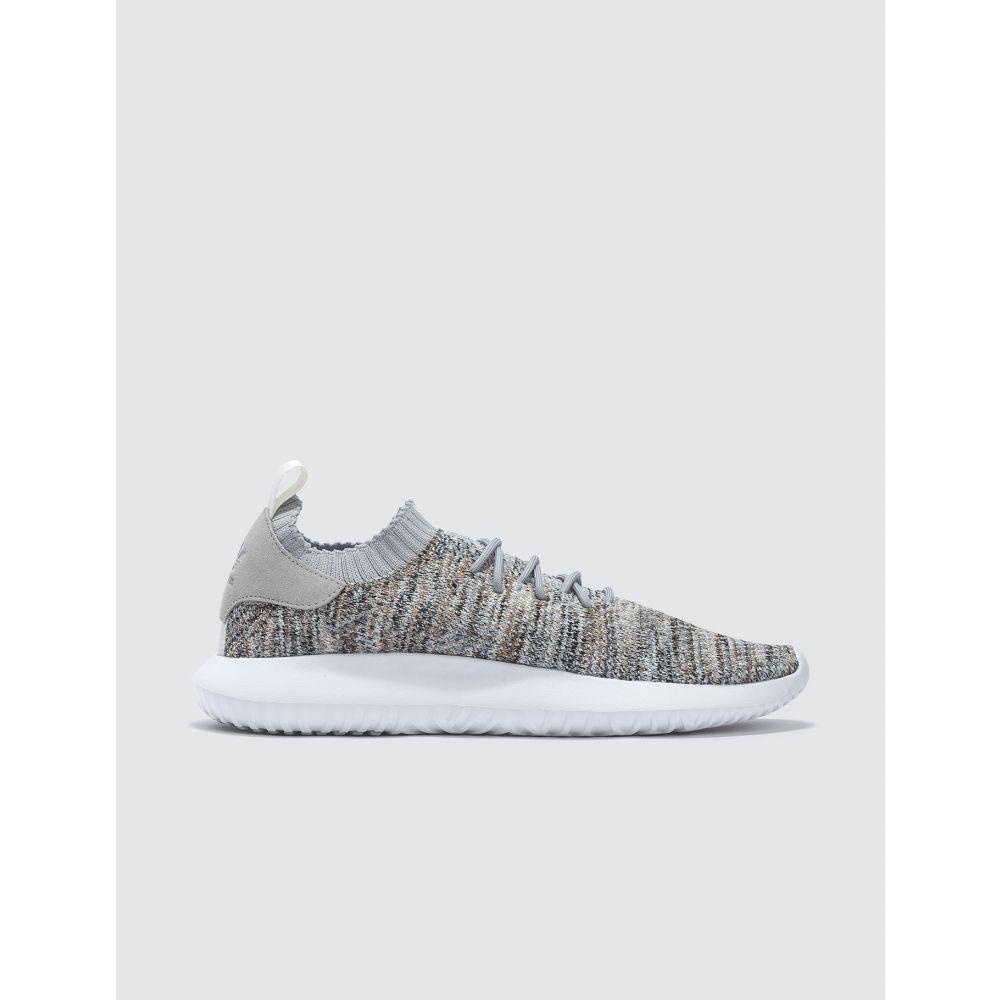 アディダス Adidas Originals メンズ スニーカー シューズ・靴【Tubular Shadow Primeknit】Cloud White/core Black/raw Desert