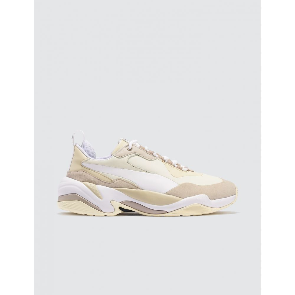 プーマ Puma メンズ スニーカー シューズ・靴【Thunder Nature Sneaker】Cream/White