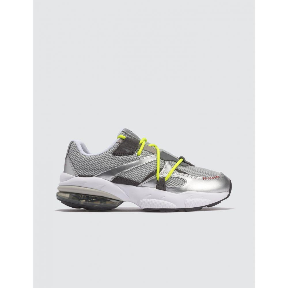 プーマ Puma メンズ スニーカー シューズ・靴【Han Kjobenhavn x Cell Venom Sneaker】Silver