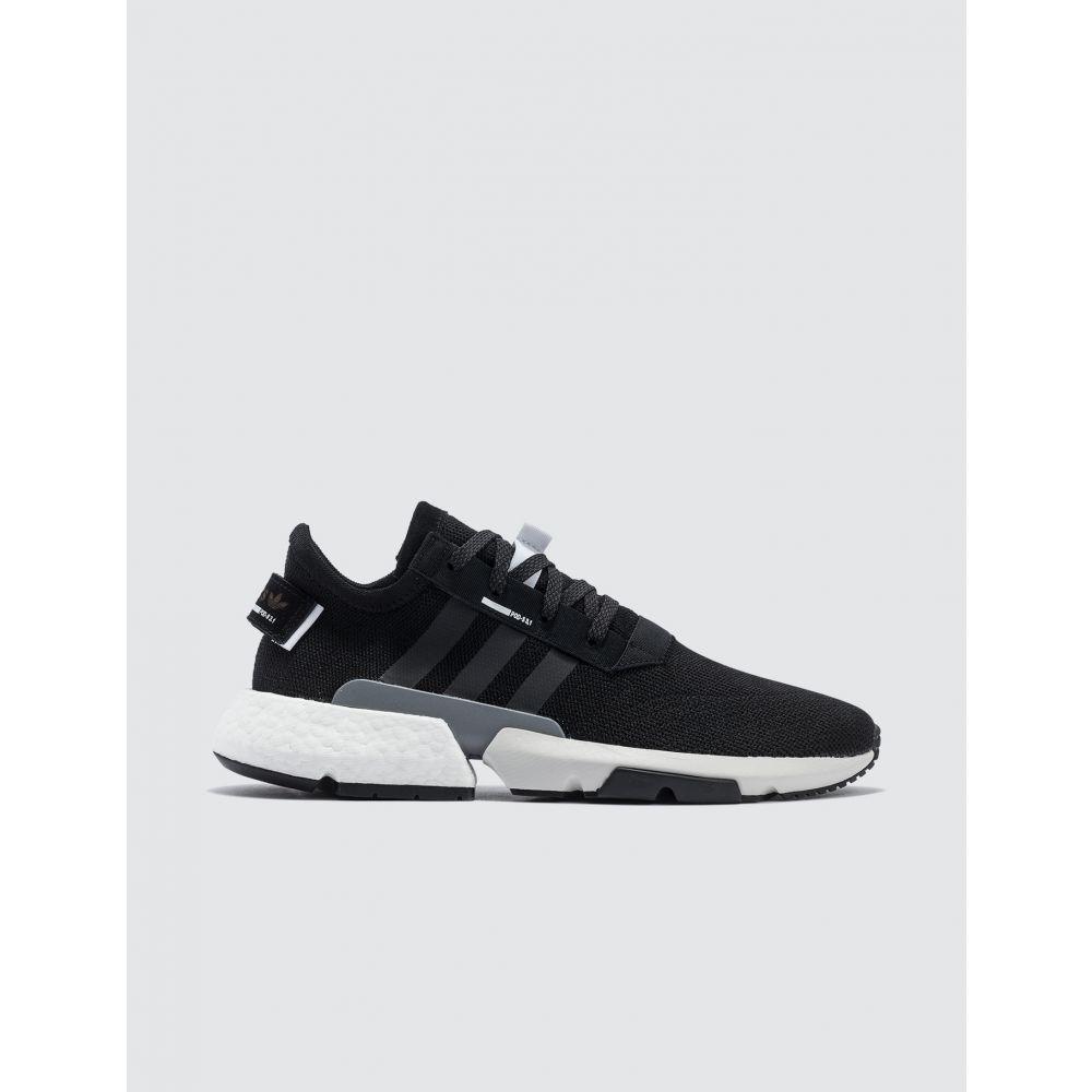アディダス Adidas Originals メンズ スニーカー シューズ・靴【POD-S3.1】Core Black/reflective Silver