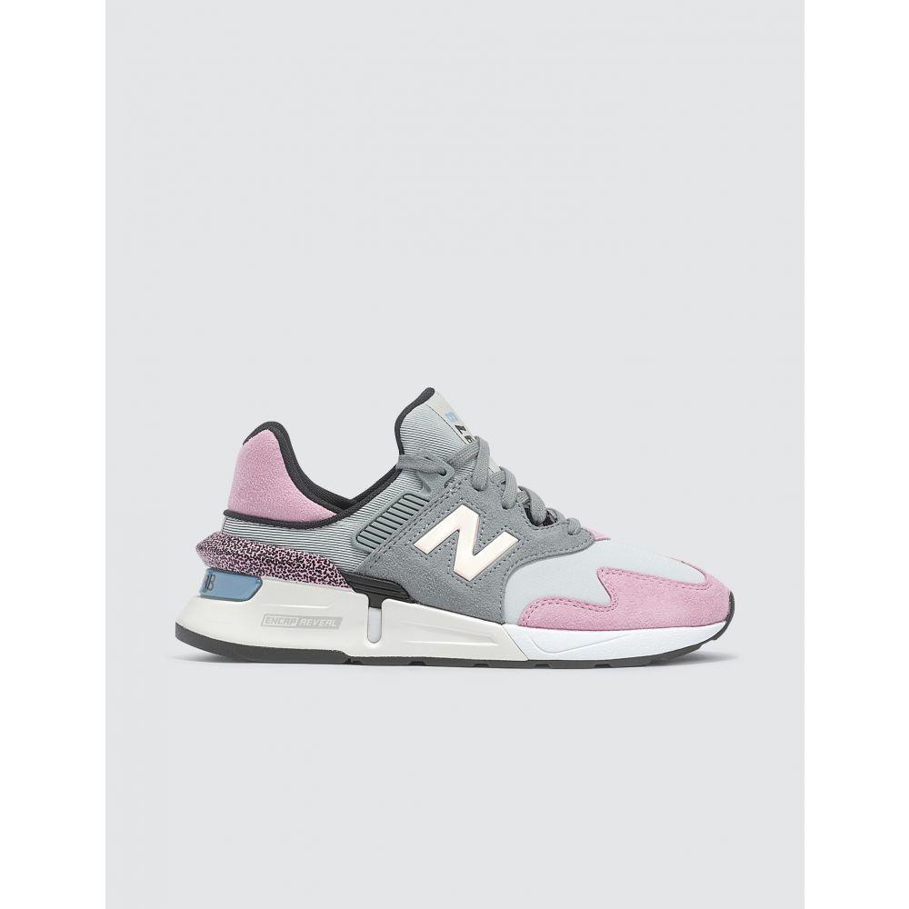 ニューバランス New Balance レディース スニーカー シューズ・靴【997s Energy Pack】Grey/Pink