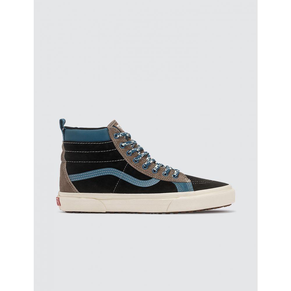 ヴァンズ Vans メンズ スニーカー シューズ・靴【Sk8-hi】Brown/Blue/Black