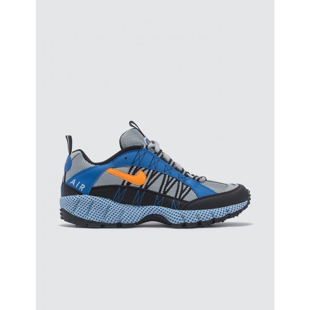 ナイキ Nike メンズ スニーカー シューズ・靴【Air Humara '17 QS】Silver/carotene-blue Spark-black