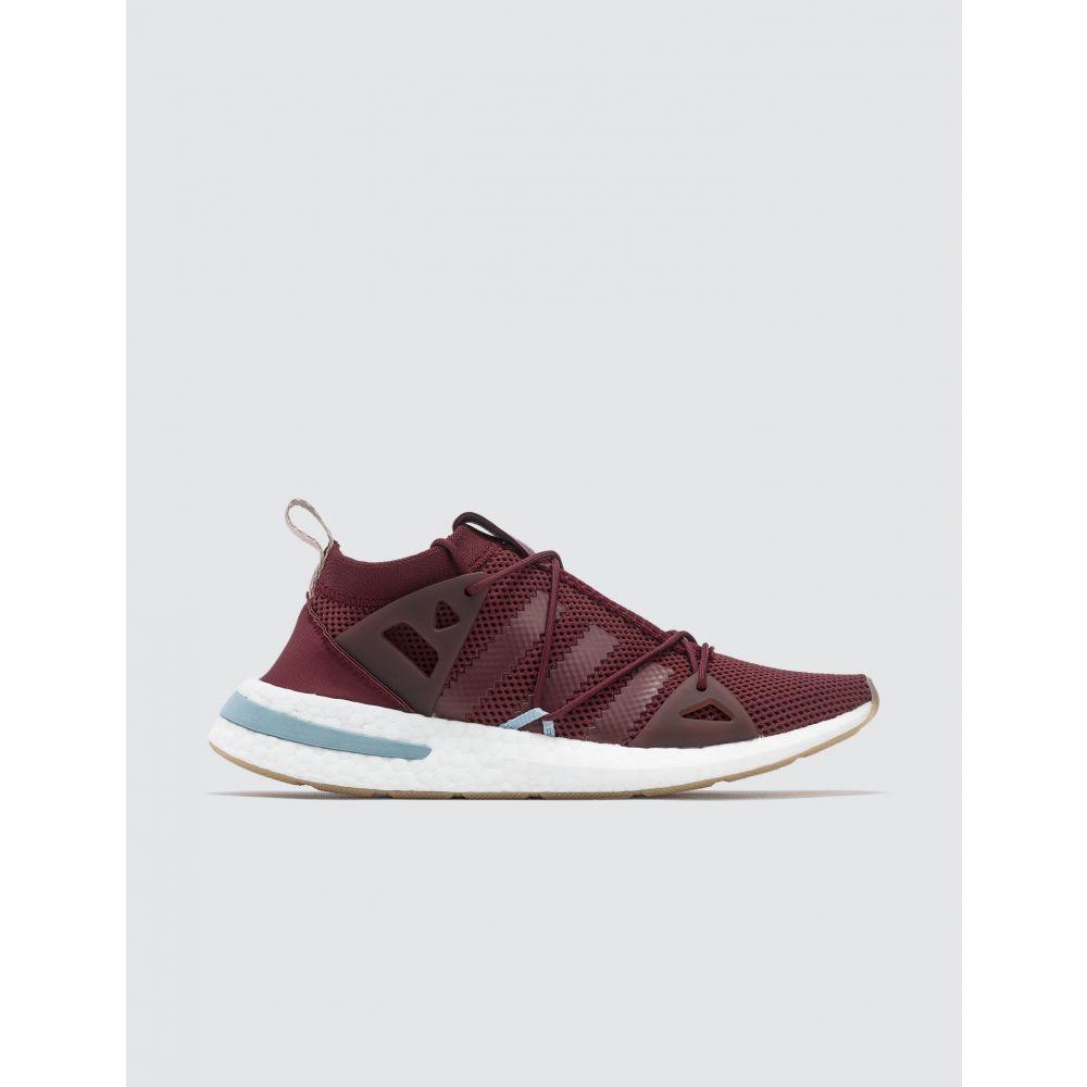 アディダス Adidas Originals レディース スニーカー シューズ・靴【Arkyn W】Collegiate Burgundy/collegiate Burgundy/ash Grey S