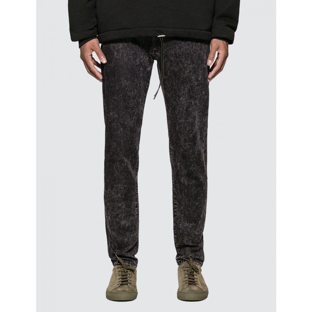リプレゼント Represent メンズ ジーンズ・デニム ボトムス・パンツ【Baggy Denim Jeans】Black Marble
