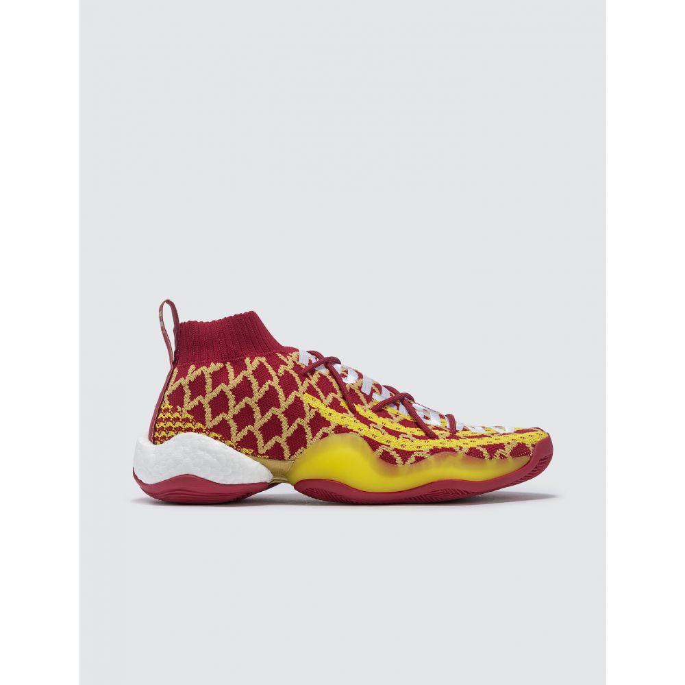 アディダス Adidas Originals メンズ スニーカー シューズ・靴【Pharrell X Adidas CNY BYW】Scarlet/bright Yellow/met Gold