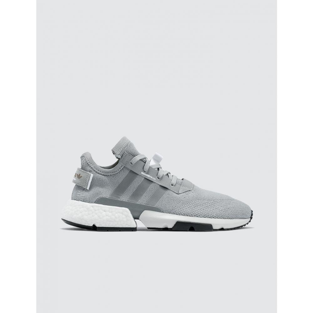 アディダス Adidas Originals メンズ スニーカー シューズ・靴【POD-S3.1】Grey/Grey/Reflective Silver