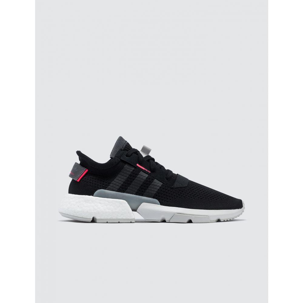 アディダス Adidas Originals メンズ スニーカー シューズ・靴【POD-S3.1】Core Black/Shock Red